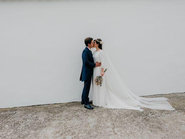 La boda de Julio y Cecilia en Villarrubia De Los Ojos, Ciudad Real 136