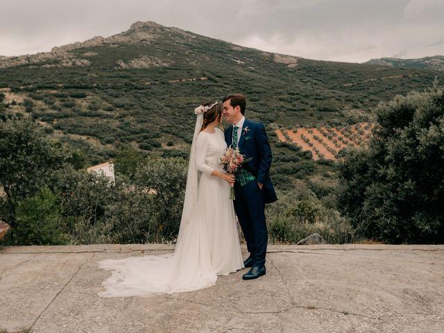 La boda de Julio y Cecilia en Villarrubia De Los Ojos, Ciudad Real 139