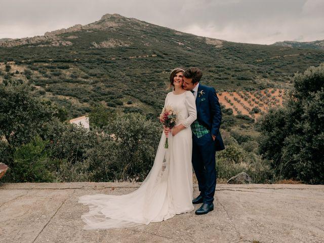 La boda de Julio y Cecilia en Villarrubia De Los Ojos, Ciudad Real 140