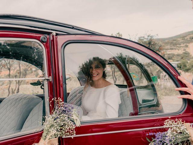 La boda de Julio y Cecilia en Villarrubia De Los Ojos, Ciudad Real 141