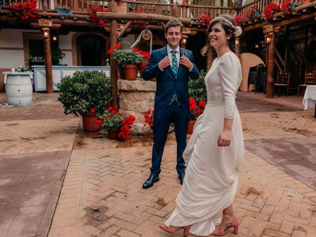 La boda de Julio y Cecilia en Villarrubia De Los Ojos, Ciudad Real 143