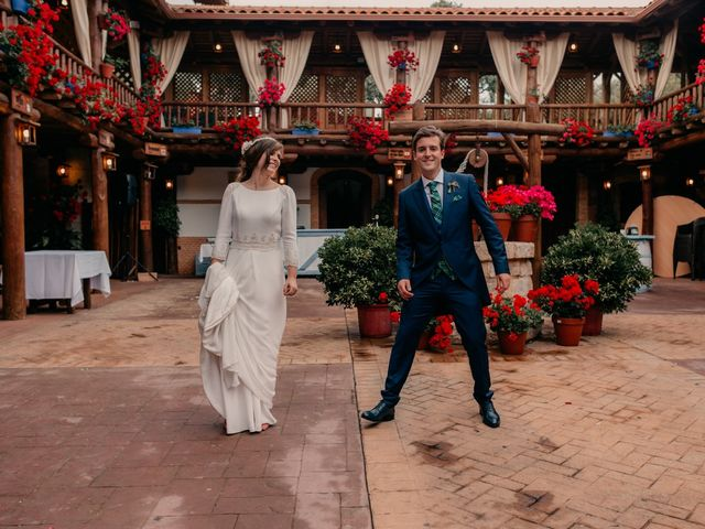 La boda de Julio y Cecilia en Villarrubia De Los Ojos, Ciudad Real 144
