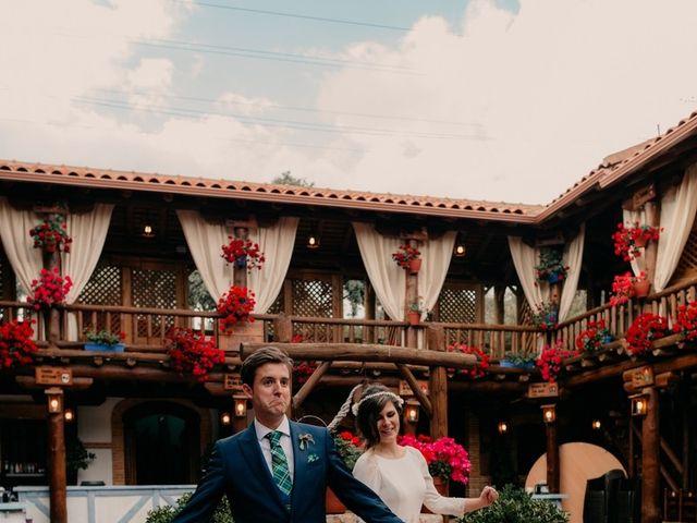 La boda de Julio y Cecilia en Villarrubia De Los Ojos, Ciudad Real 145