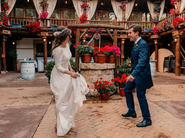 La boda de Julio y Cecilia en Villarrubia De Los Ojos, Ciudad Real 146