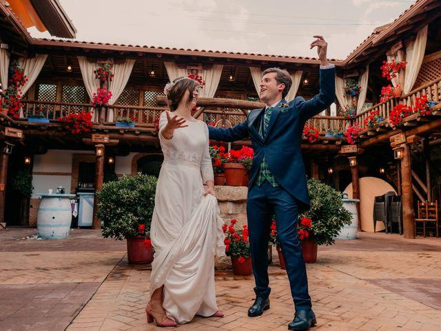 La boda de Julio y Cecilia en Villarrubia De Los Ojos, Ciudad Real 147