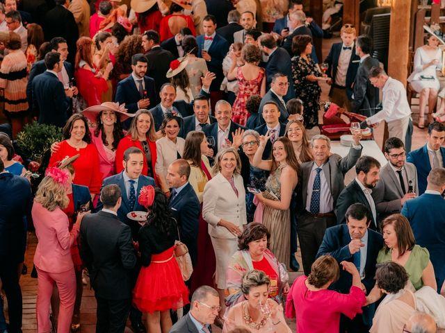 La boda de Julio y Cecilia en Villarrubia De Los Ojos, Ciudad Real 151