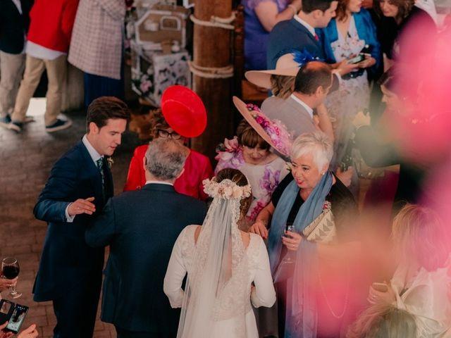 La boda de Julio y Cecilia en Villarrubia De Los Ojos, Ciudad Real 152
