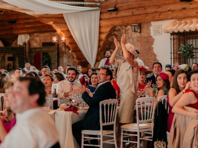 La boda de Julio y Cecilia en Villarrubia De Los Ojos, Ciudad Real 180