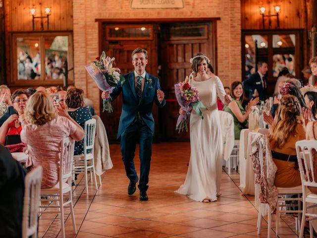 La boda de Julio y Cecilia en Villarrubia De Los Ojos, Ciudad Real 181