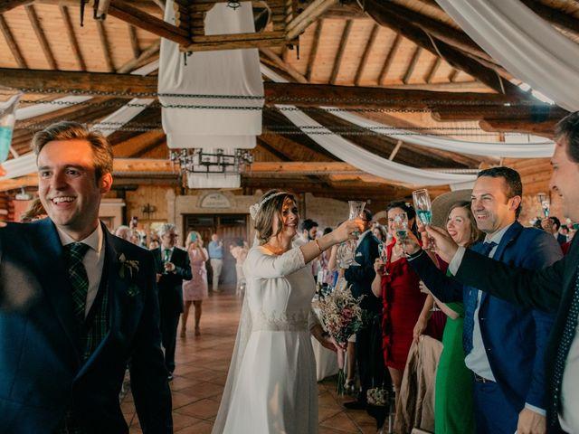 La boda de Julio y Cecilia en Villarrubia De Los Ojos, Ciudad Real 184