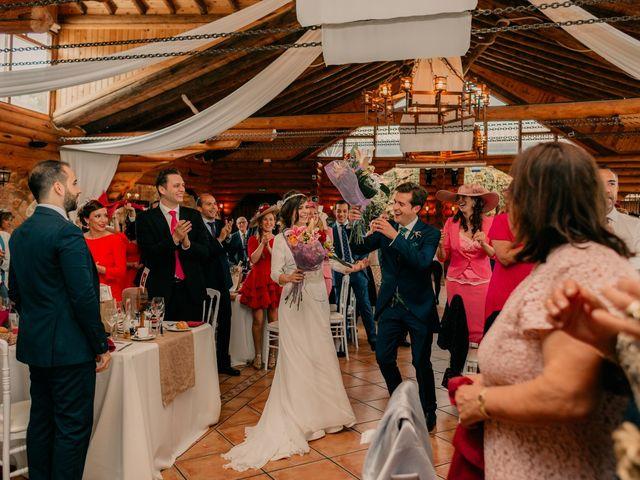 La boda de Julio y Cecilia en Villarrubia De Los Ojos, Ciudad Real 187
