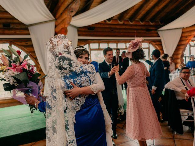 La boda de Julio y Cecilia en Villarrubia De Los Ojos, Ciudad Real 188