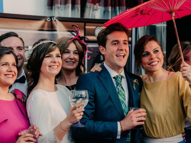 La boda de Julio y Cecilia en Villarrubia De Los Ojos, Ciudad Real 203