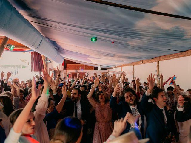 La boda de Julio y Cecilia en Villarrubia De Los Ojos, Ciudad Real 205