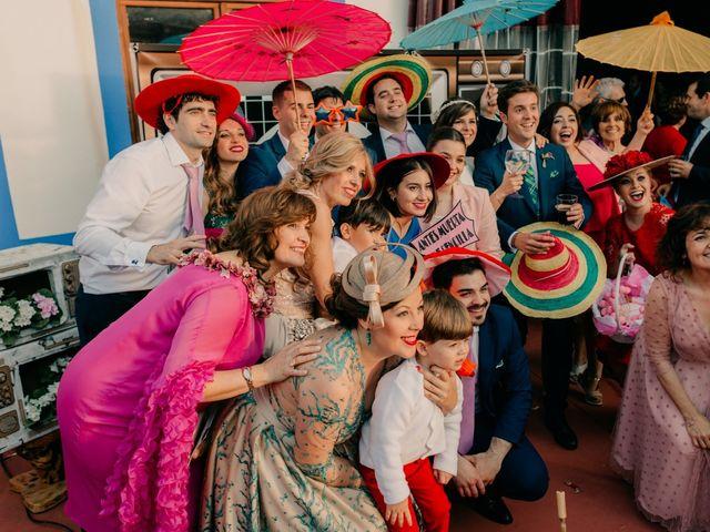 La boda de Julio y Cecilia en Villarrubia De Los Ojos, Ciudad Real 208