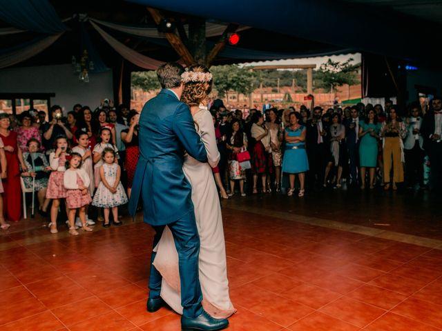 La boda de Julio y Cecilia en Villarrubia De Los Ojos, Ciudad Real 211