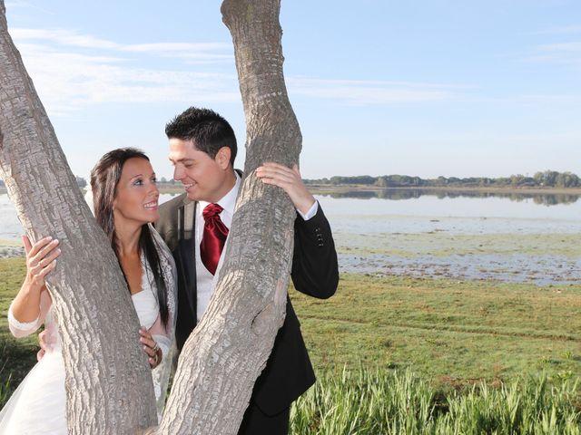 La boda de Rocio y Rubén