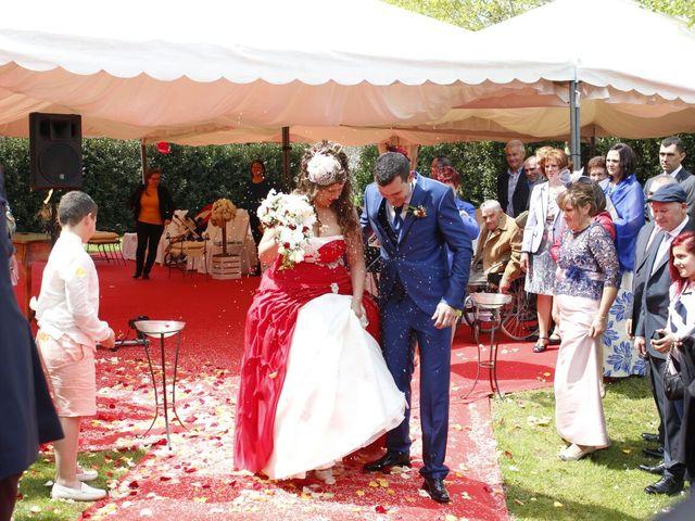 La boda de Isma y Lore en Redondela, Pontevedra 1