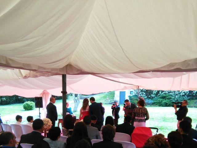 La boda de Isma y Lore en Redondela, Pontevedra 4