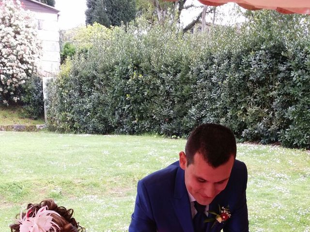 La boda de Isma y Lore en Redondela, Pontevedra 5
