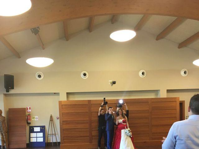 La boda de Isma y Lore en Redondela, Pontevedra 6