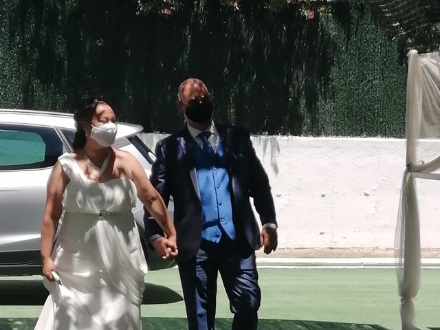 La boda de Antonio y Loli