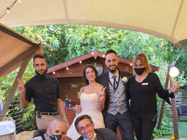 La boda de Sergi y Aida en Palau De Plegamans, Barcelona 9