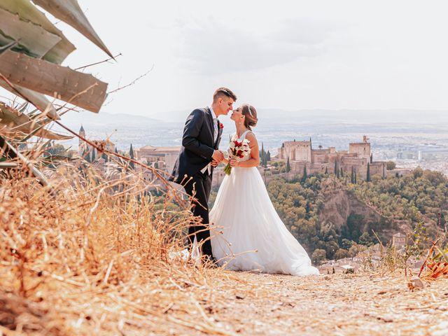 La boda de Ángel y Cristina en Granada, Granada 2