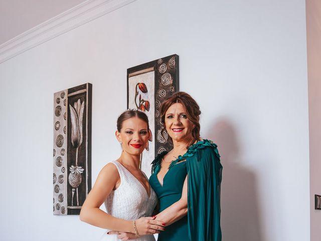 La boda de Ángel y Cristina en Granada, Granada 19