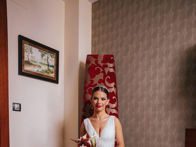 La boda de Ángel y Cristina en Granada, Granada 22