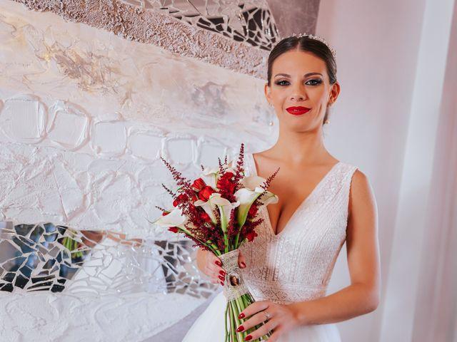 La boda de Ángel y Cristina en Granada, Granada 23