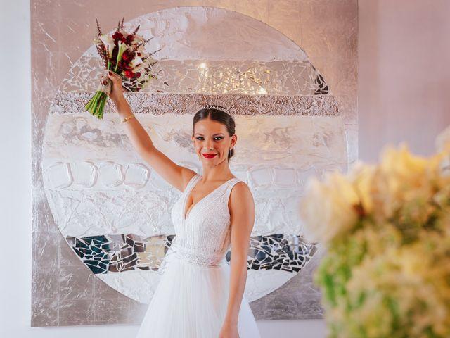 La boda de Ángel y Cristina en Granada, Granada 24