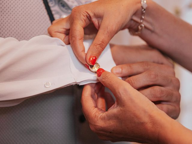 La boda de Ángel y Cristina en Granada, Granada 32