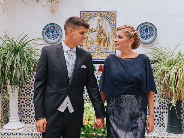 La boda de Ángel y Cristina en Granada, Granada 34