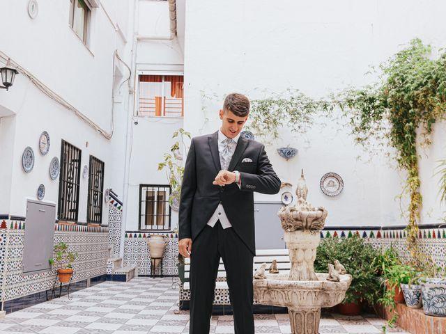 La boda de Ángel y Cristina en Granada, Granada 36