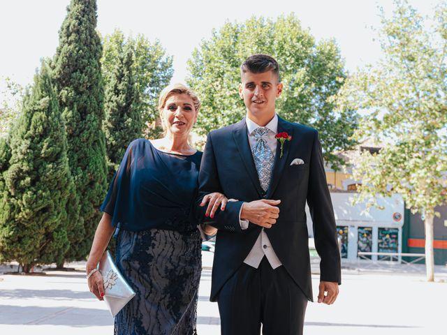 La boda de Ángel y Cristina en Granada, Granada 40
