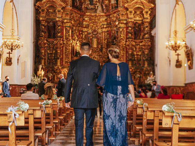 La boda de Ángel y Cristina en Granada, Granada 41
