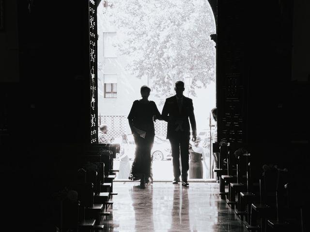 La boda de Ángel y Cristina en Granada, Granada 42