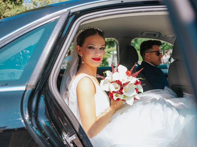 La boda de Ángel y Cristina en Granada, Granada 44