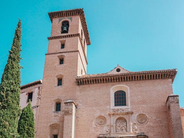 La boda de Ángel y Cristina en Granada, Granada 46