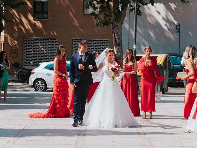 La boda de Ángel y Cristina en Granada, Granada 47
