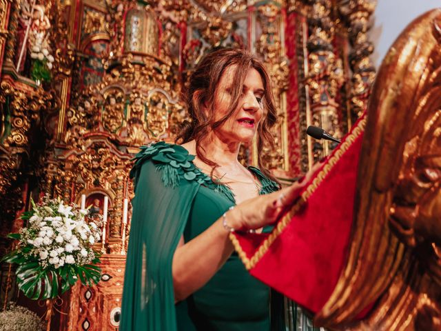 La boda de Ángel y Cristina en Granada, Granada 50