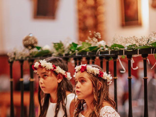 La boda de Ángel y Cristina en Granada, Granada 53