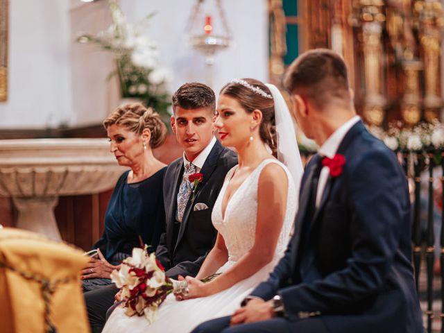 La boda de Ángel y Cristina en Granada, Granada 55