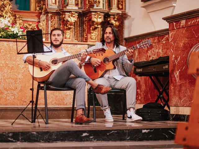La boda de Ángel y Cristina en Granada, Granada 56