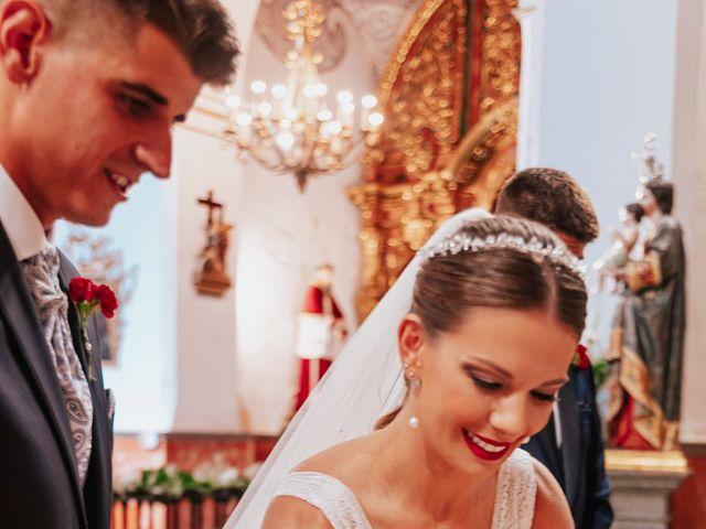 La boda de Ángel y Cristina en Granada, Granada 59