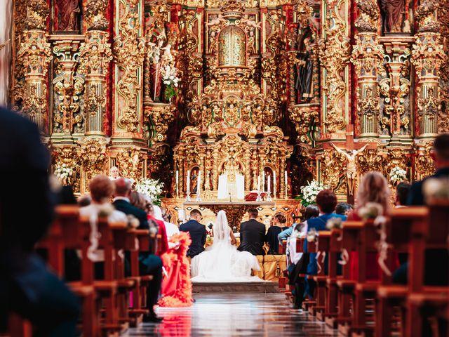 La boda de Ángel y Cristina en Granada, Granada 62