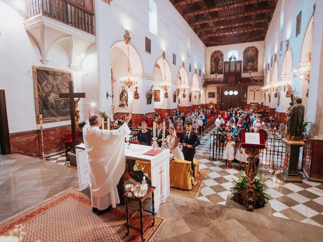 La boda de Ángel y Cristina en Granada, Granada 64