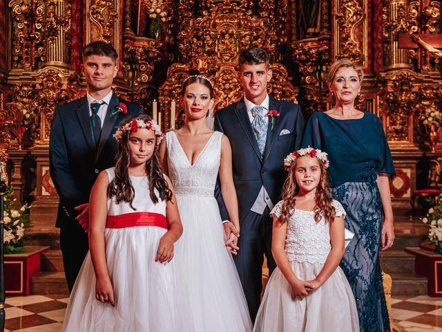 La boda de Ángel y Cristina en Granada, Granada 66
