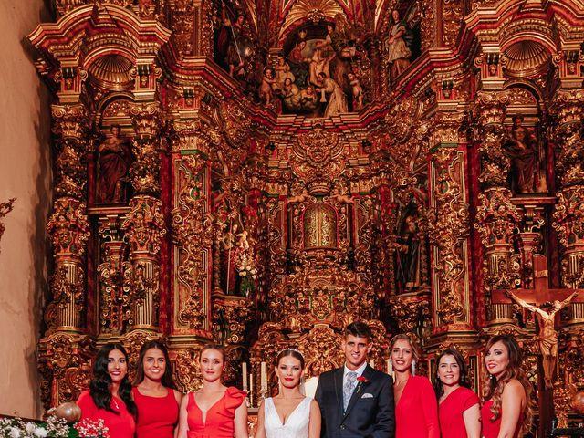 La boda de Ángel y Cristina en Granada, Granada 67